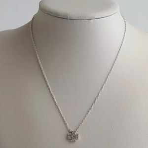 Tory Burch Silver necklace
